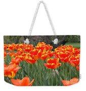 Tulips From Brooklyn Weekender Tote Bag