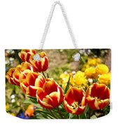 Tulips In Japan Weekender Tote Bag