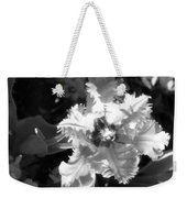 Tulips - Infrared 24 Weekender Tote Bag