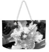 Tulips - Infrared 25 Weekender Tote Bag