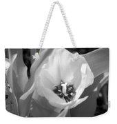 Tulips - Infrared 31 Weekender Tote Bag