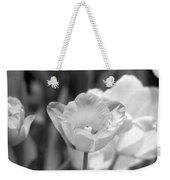 Tulips - Infrared 39 Weekender Tote Bag