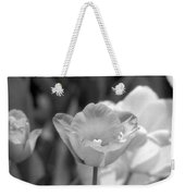 Tulips - Infrared 40 Weekender Tote Bag