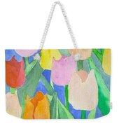 Tulips Multicolor Weekender Tote Bag