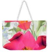 Tulips - Perfect Love - Photopower 2045 Weekender Tote Bag