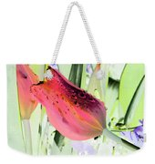 Tulips - Perfect Love - Photopower 2077 Weekender Tote Bag