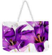 Tulips - Perfect Love - Photopower 2081 Weekender Tote Bag
