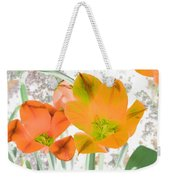 Tulips - Perfect Love - Photopower 2084 Weekender Tote Bag