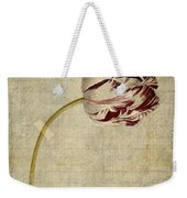 Tulips - S01bt2t Weekender Tote Bag