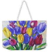 Tulips Time Love The Spring By Prankearts Weekender Tote Bag