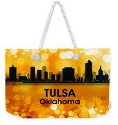 Tulsa Ok 3 Weekender Tote Bag