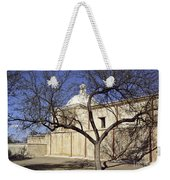 Tumacacori With Tree Weekender Tote Bag