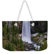 Tumalo Falls - Oregon Weekender Tote Bag