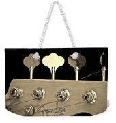 Fender Precision Bass Weekender Tote Bag