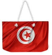 Tunisia Flag Weekender Tote Bag