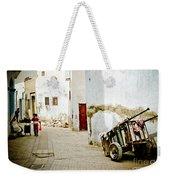 Tunisian Girl Weekender Tote Bag by John Wadleigh