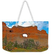 Tunnel Arch On Devils Garden Trail In Arches National Park-utah In Arches National Park-utah Weekender Tote Bag