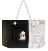 Tunnel In Venice Weekender Tote Bag