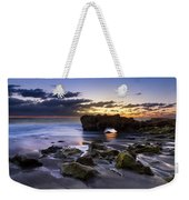 Tunnel Of Light Weekender Tote Bag