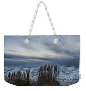Tunnel Park Through The Grass Holland Michigan Weekender Tote Bag