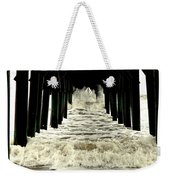 Tunnel Vision Weekender Tote Bag by Karen Wiles