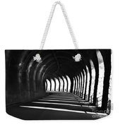 Tunnel With Shadows Weekender Tote Bag
