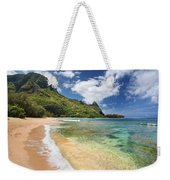Tunnels Beach Bali Hai Point Weekender Tote Bag