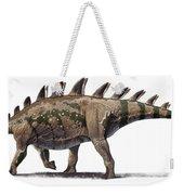 Tuojiangosaurus Multispinus Dinosaur Weekender Tote Bag
