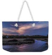 Tuolumne Meadows Sunset Weekender Tote Bag