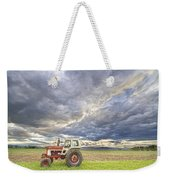 Turbo Tractor Country Evening Skies Weekender Tote Bag by James BO  Insogna