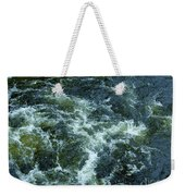 Turbulance At Loch Ness Weekender Tote Bag