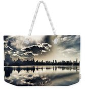 Turbulent Afternoon Weekender Tote Bag