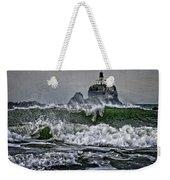 Turbulent Waters Weekender Tote Bag