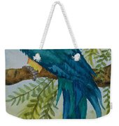 Turk Macaw Weekender Tote Bag