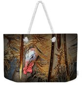 Turkey And Feathers Weekender Tote Bag