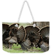 Turkey Butt Strut Weekender Tote Bag