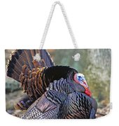 Turkey Gobbler Strut Weekender Tote Bag