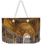 Turkey: Hagia Sopia, 1852 Weekender Tote Bag by Granger