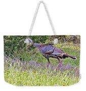 Turkey In The Draw Weekender Tote Bag