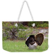 Turkey Trot Weekender Tote Bag