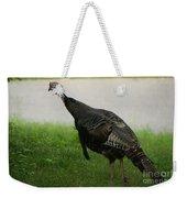 Turkey Trot Weekender Tote Bag