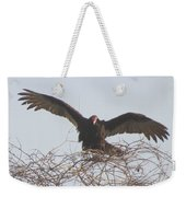 Turkey Vulture Weekender Tote Bag