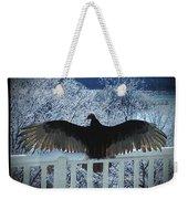 Turkey Vulture Sunning Weekender Tote Bag