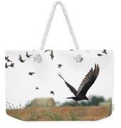 Turkey Vulture Takes Flight Weekender Tote Bag