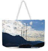 Turkish Dawn Weekender Tote Bag