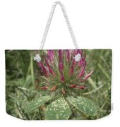 Turkish Rose Clover Weekender Tote Bag