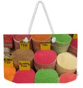 Turkish Tea Weekender Tote Bag