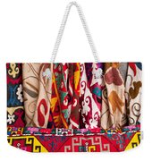 Turkish Textiles 03 Weekender Tote Bag