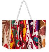 Turkish Textiles 04 Weekender Tote Bag