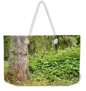 Turk's Cap And Tree Weekender Tote Bag